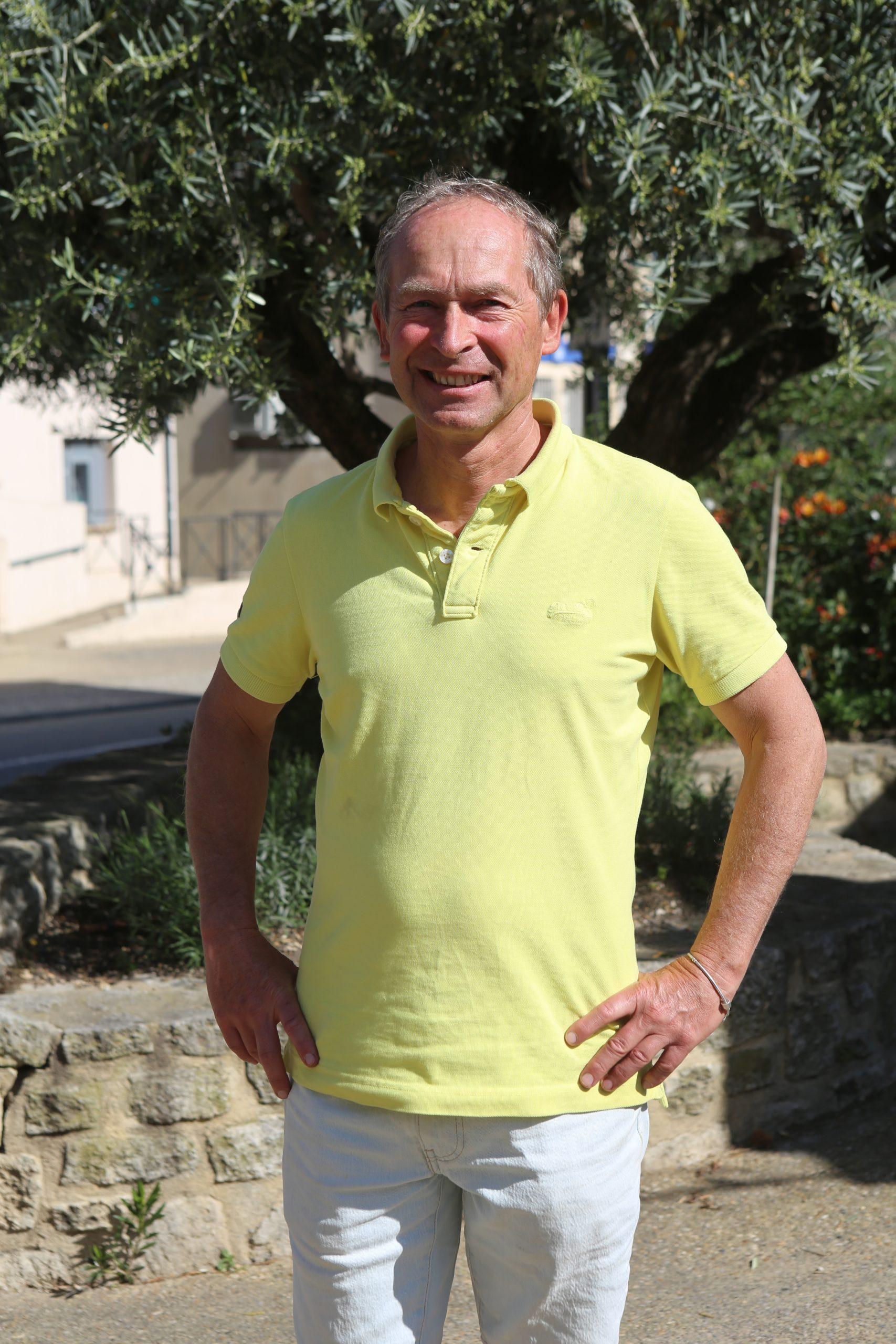 Laurent Moy